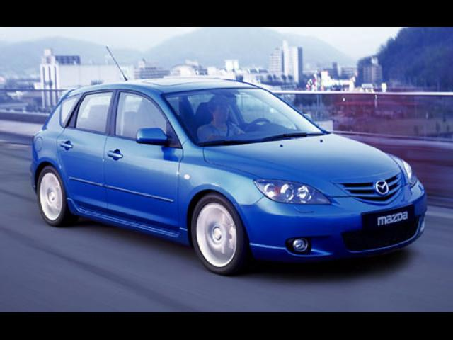 Junk 2004 Mazda 3 in Inverness