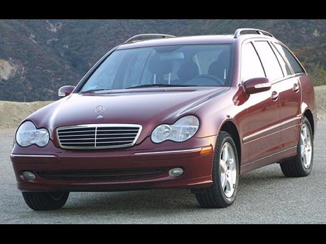 Junk 2004 Mercedes-Benz C in Bridgeport