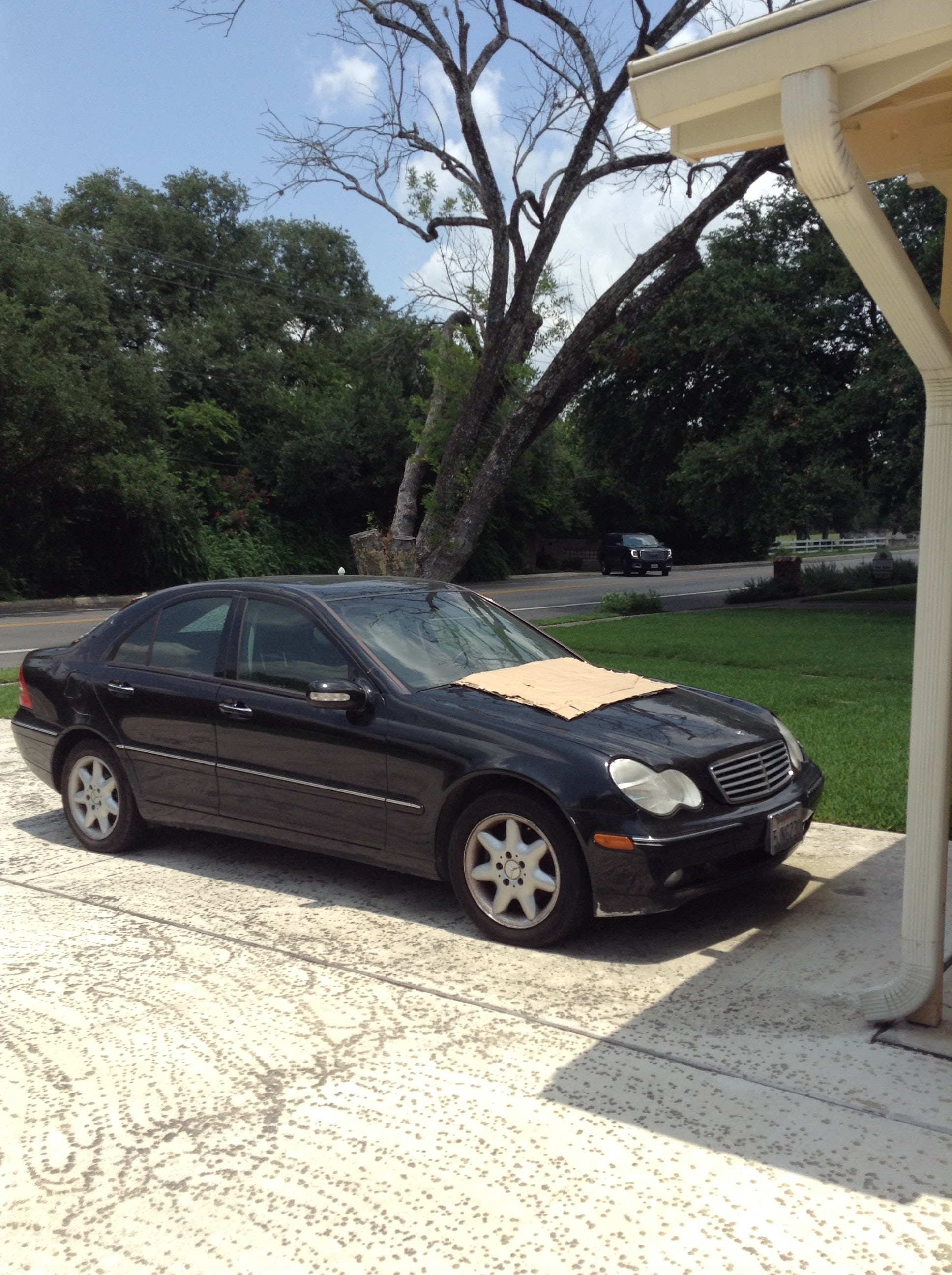 Junk 2004 Mercedes-Benz C in San Antonio