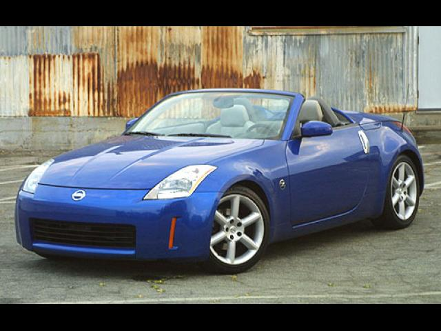 Junk 2004 Nissan 350Z in Linthicum Heights