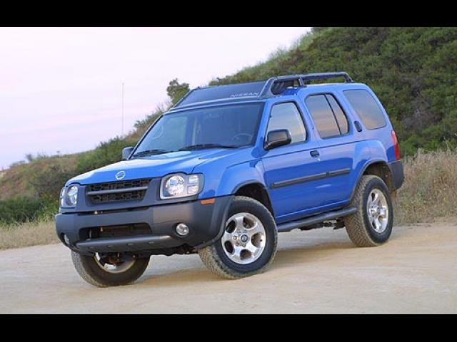 Junk 2004 Nissan Xterra in Canyon Country