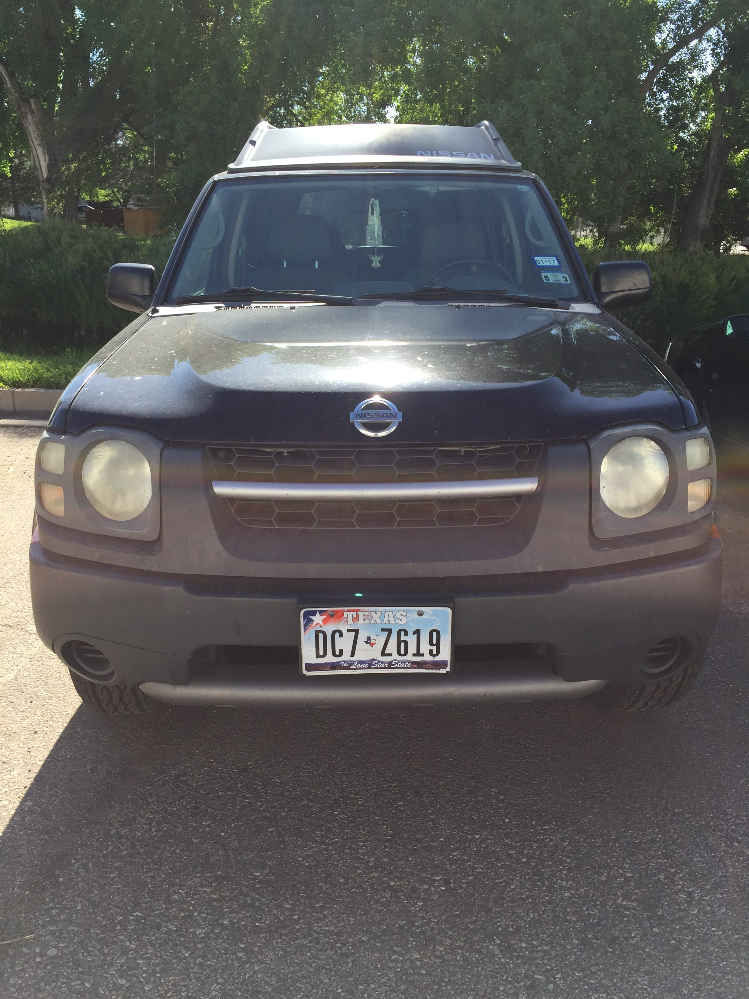 Junk 2004 Nissan Xterra in Fort Collins