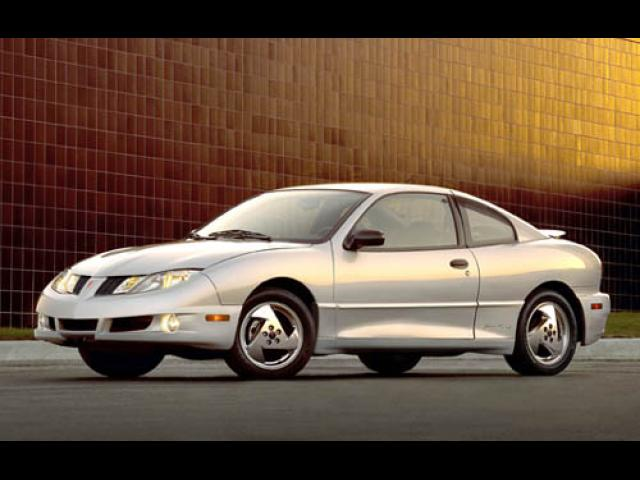 Junk 2004 Pontiac Sunfire in Coal City