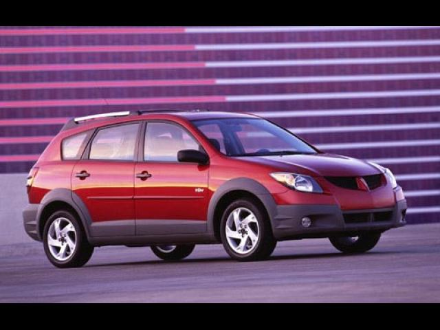 Junk 2004 Pontiac Vibe in Fort Worth