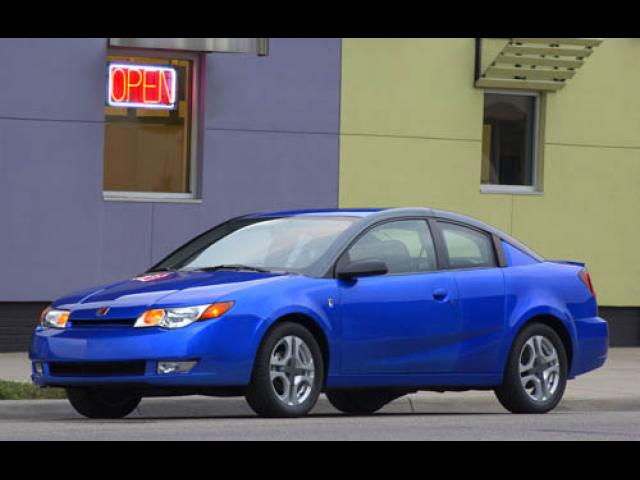 Junk 2004 Saturn Ion in Lincoln Park