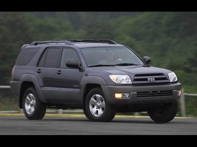 Junk 2004 Toyota 4Runner in Eastham