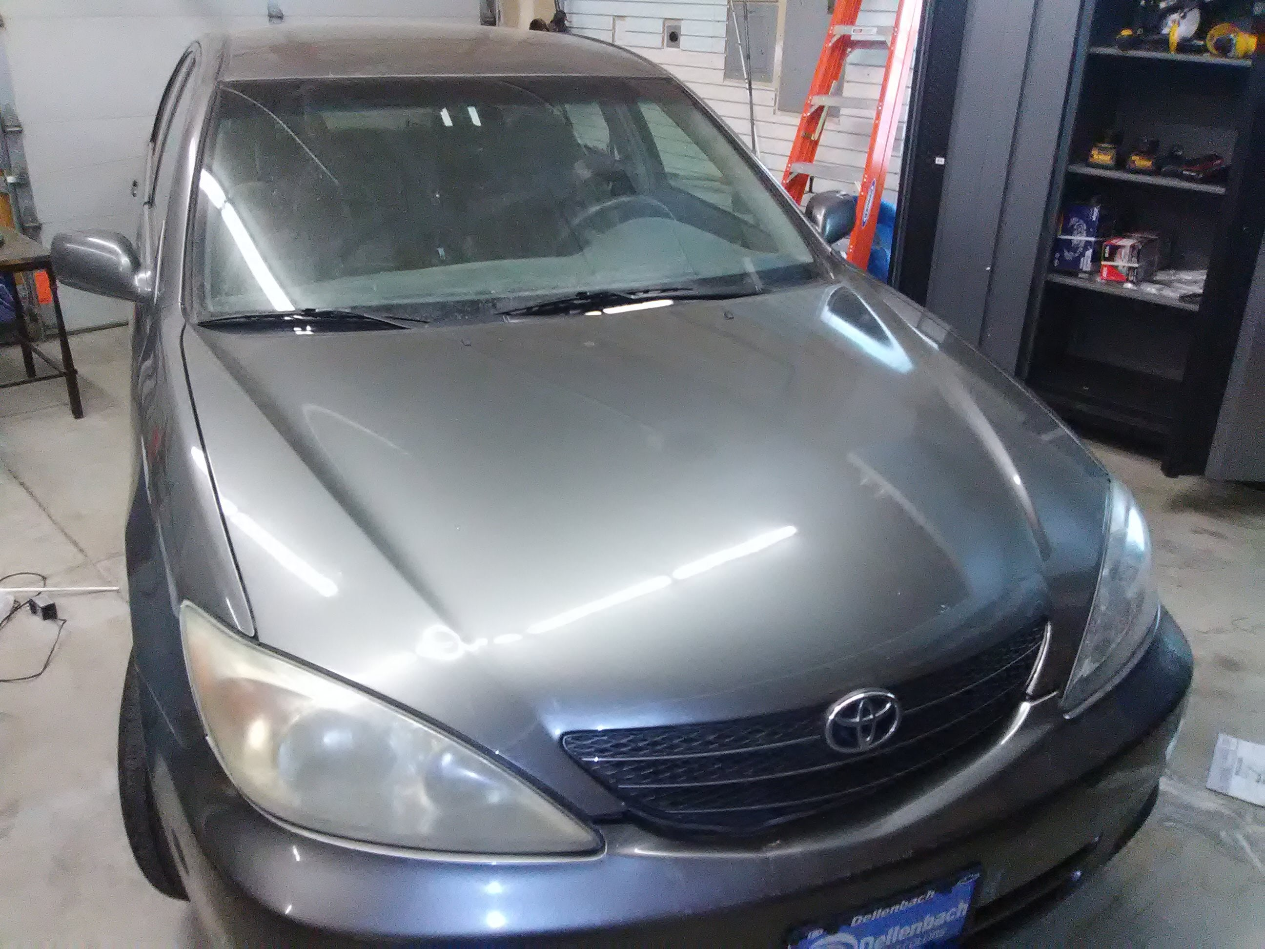 Junk 2004 Toyota Camry in Greeley