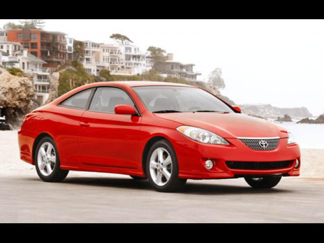 Junk 2004 Toyota Camry Solara in Rosedale