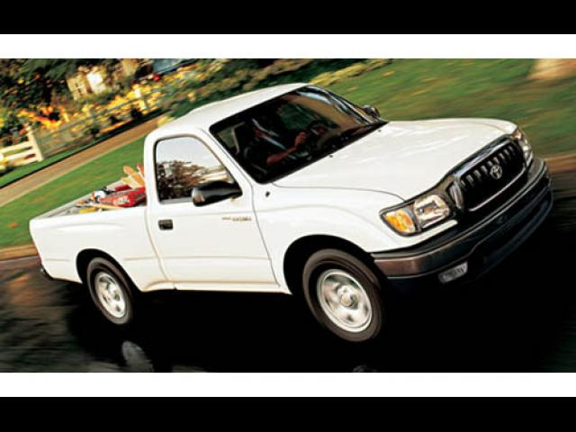 Junk 2004 Toyota Tacoma in White Plains