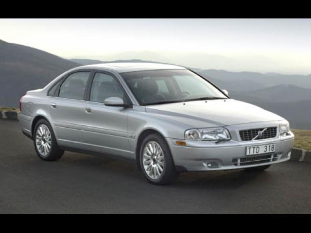 Junk 2004 Volvo S80 in Liverpool
