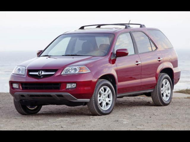 Junk 2005 Acura MDX in Newport News