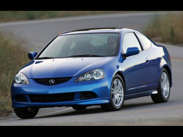 Junk 2005 Acura RSX in Saint Albans