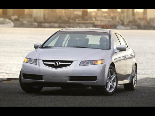 Junk 2005 Acura TL in Anaheim