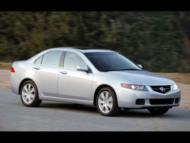 Junk 2005 Acura TSX in Milledgeville