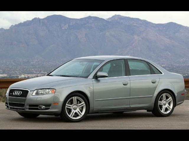 Junk 2005 Audi A4 in Kansas City
