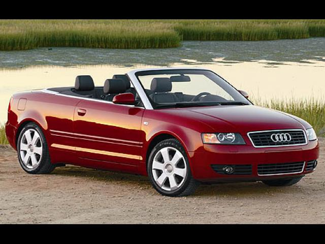 Junk 2005 Audi A4 in Southaven