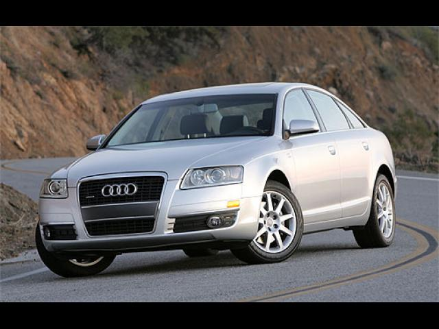 Junk 2005 Audi A6 in Norwell