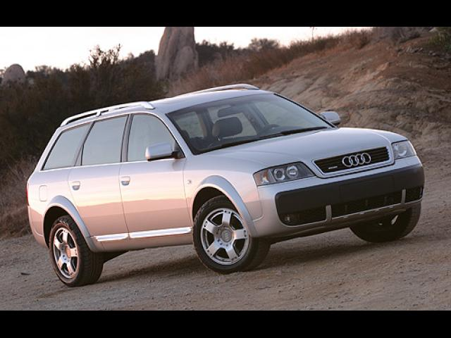 Junk 2005 Audi allroad in Westwood