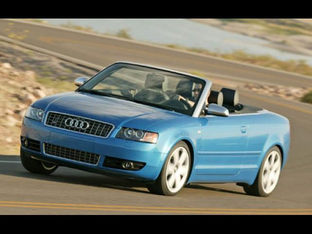 Junk 2005 Audi S4 in Shrewsbury