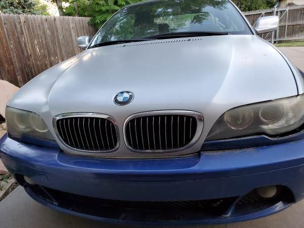 Junk 2005 BMW 325 in Denver