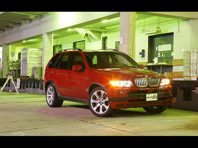 Junk 2005 BMW X5 in Frederick