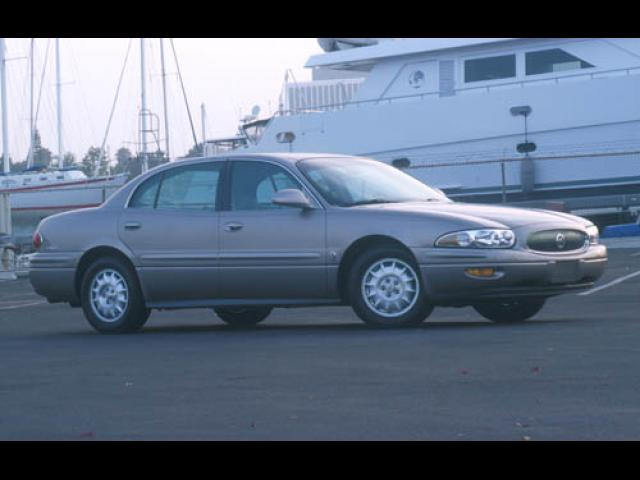 Junk 2005 Buick LeSabre in San Diego