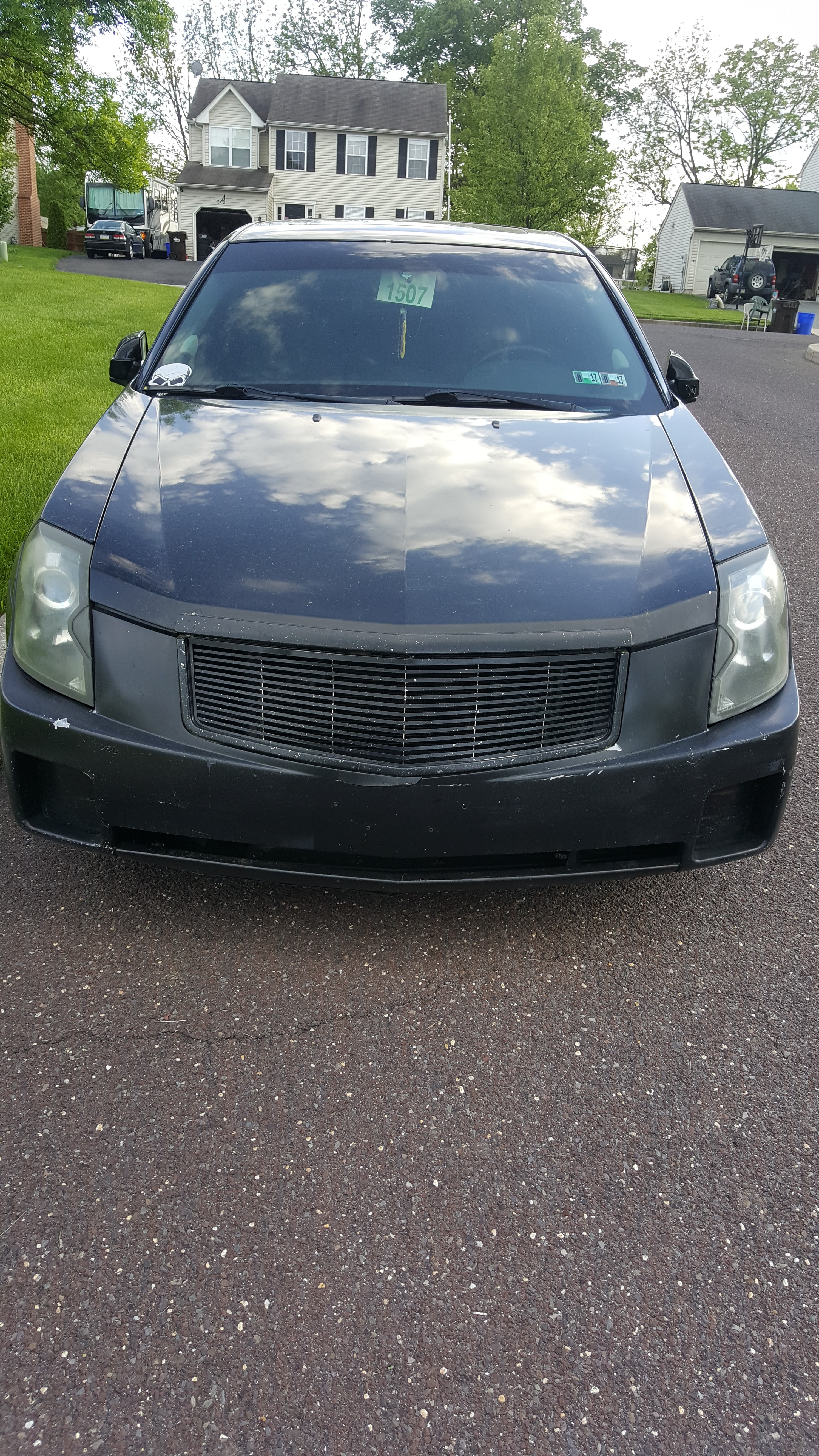 Junk 2005 Cadillac CTS in Gilbertsville