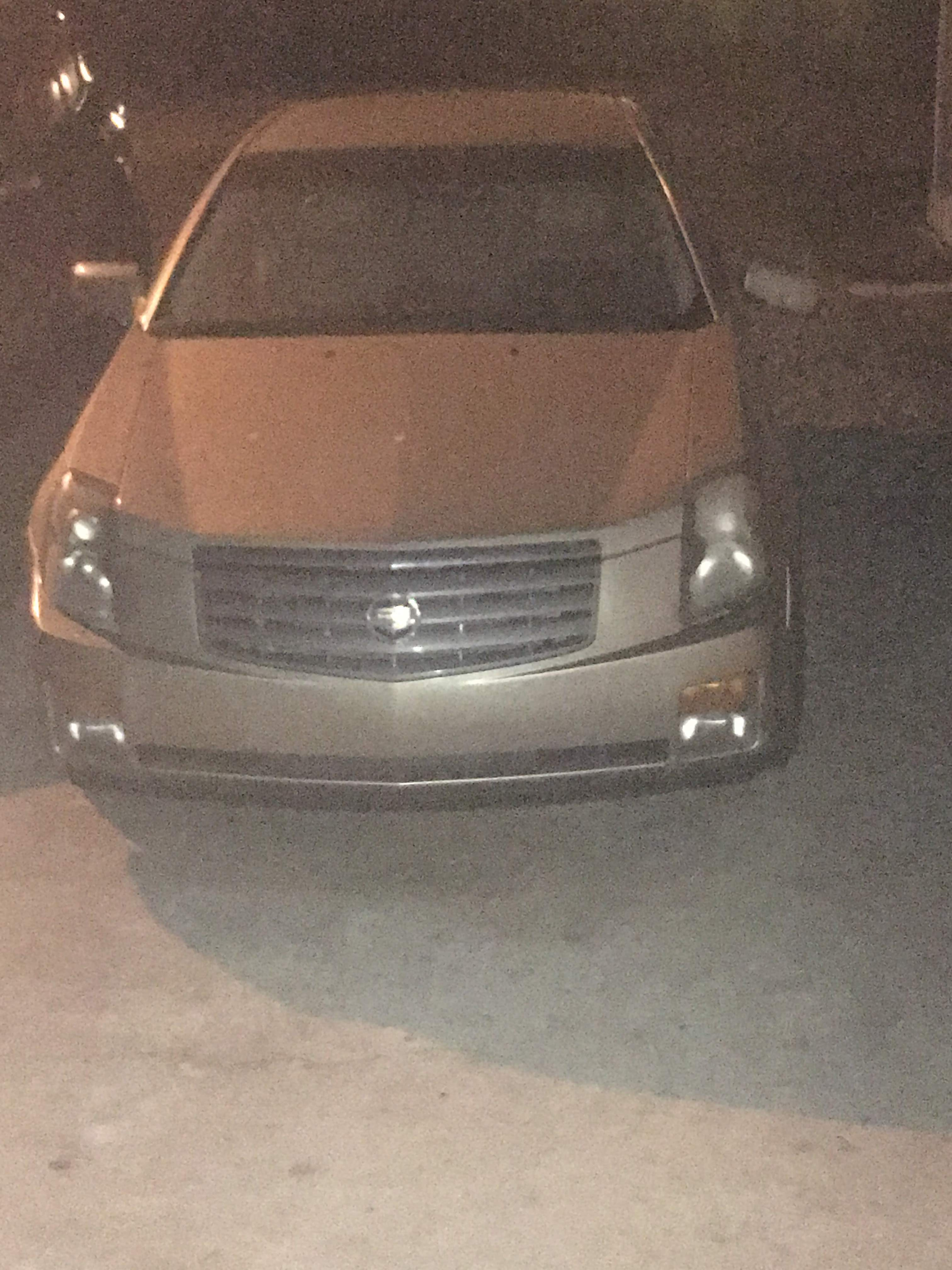 Junk 2005 Cadillac CTS in Tampa