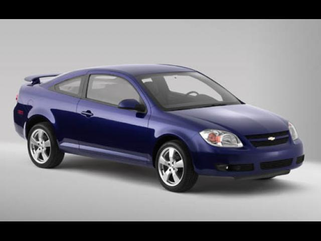 Junk 2005 Chevrolet Cobalt in New Bedford