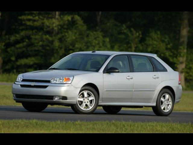 Junk 2005 Chevrolet Malibu in York