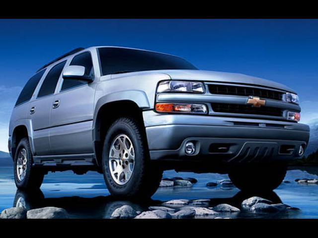 Junk 2005 Chevrolet Tahoe in Rocklin