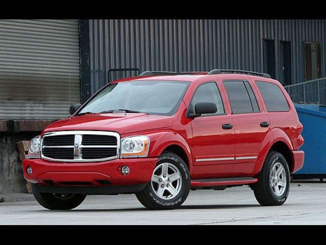 Junk 2005 Dodge Durango in Fort Worth