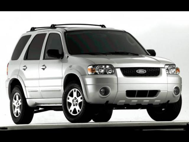 Junk 2005 Ford Escape in North Fort Myers