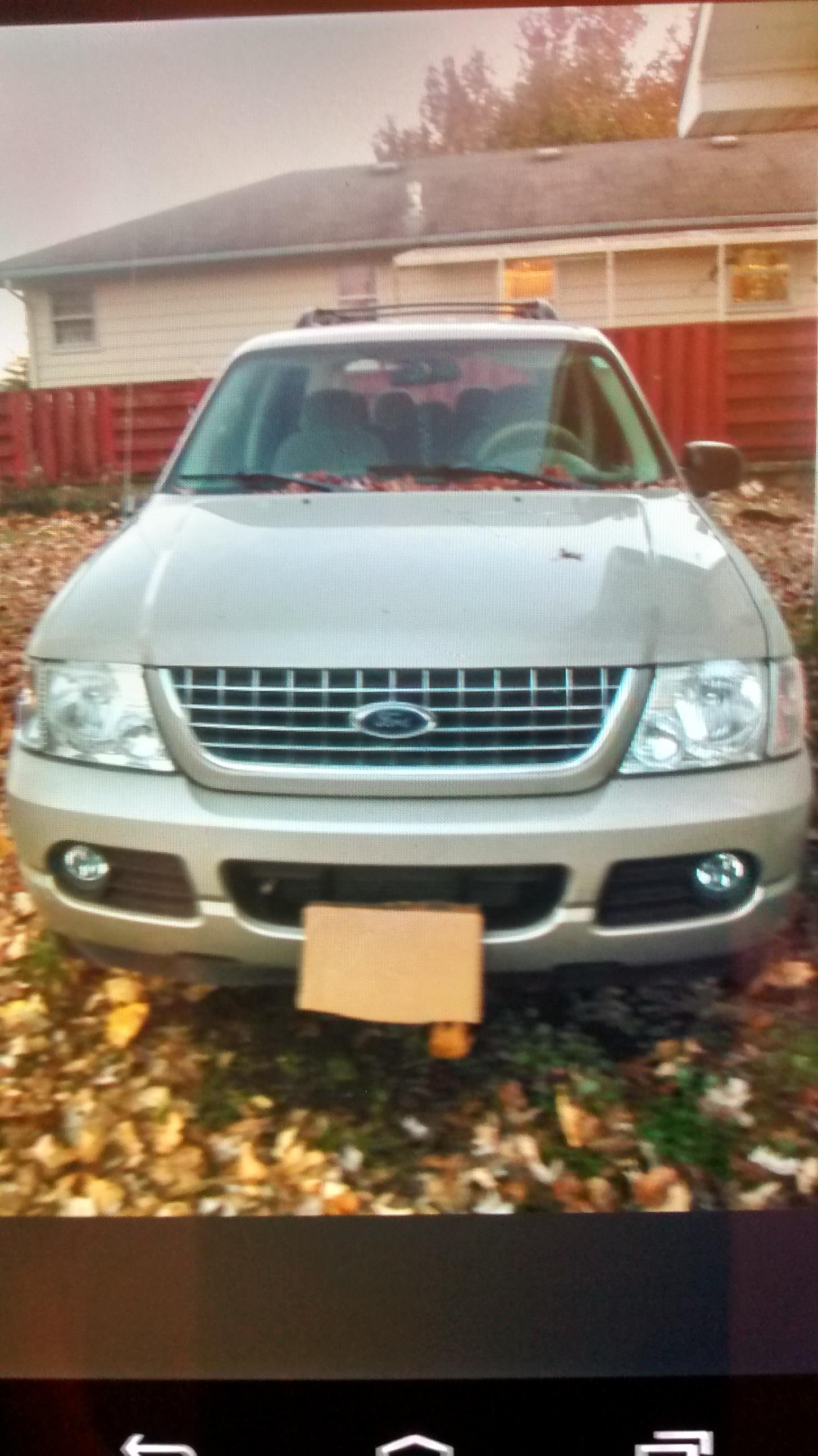 Junk 2005 Ford Explorer in Jerseyville