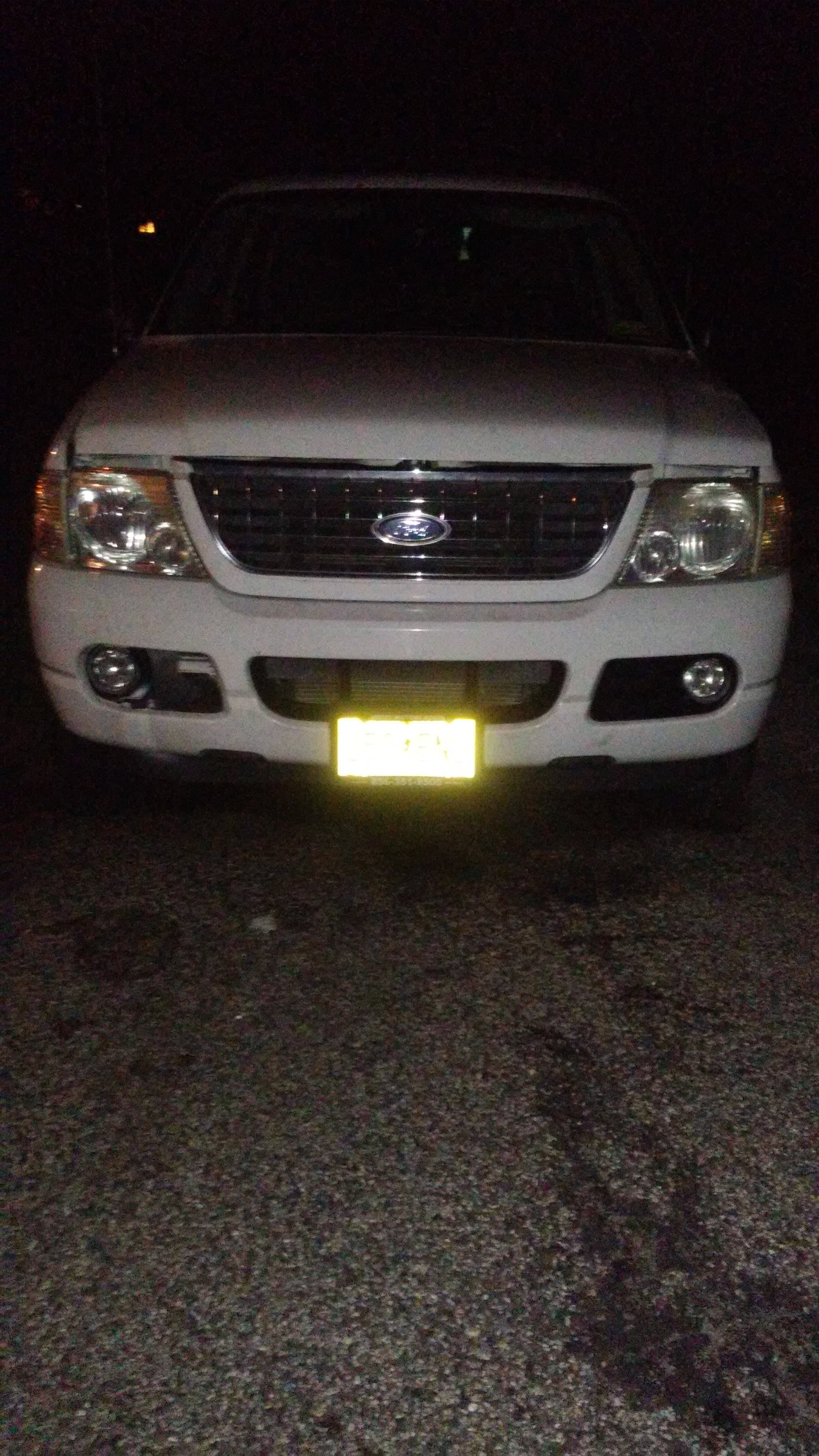Junk 2005 Ford Explorer in Penns Grove