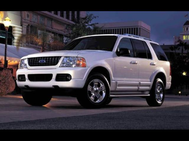 Junk 2005 Ford Explorer in Philadelphia
