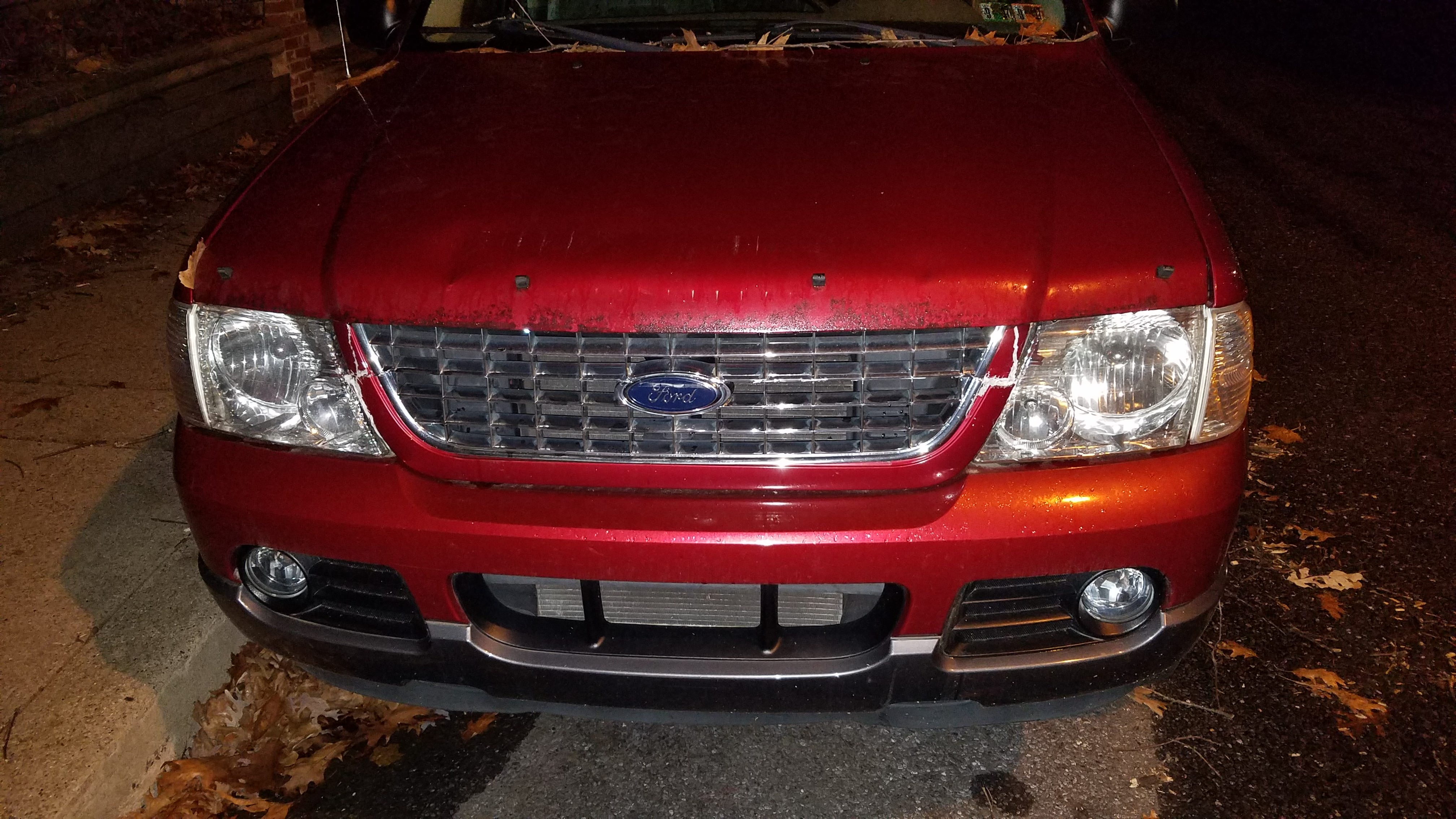 Junk 2005 Ford Explorer in Souderton