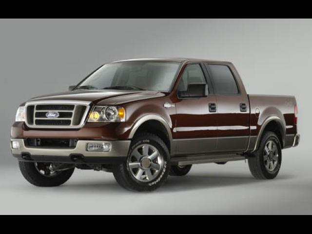 Junk 2005 Ford F150 in New Canaan