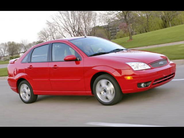 Junk 2005 Ford Focus in Northville