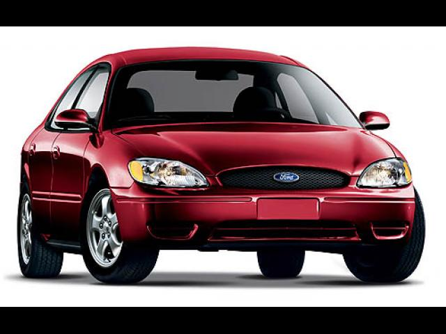 Junk 2005 Ford Taurus in Houston