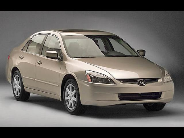 Junk 2005 Honda Accord in Beaumont