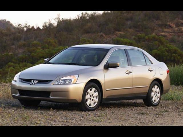Junk 2005 Honda Accord in Lexington