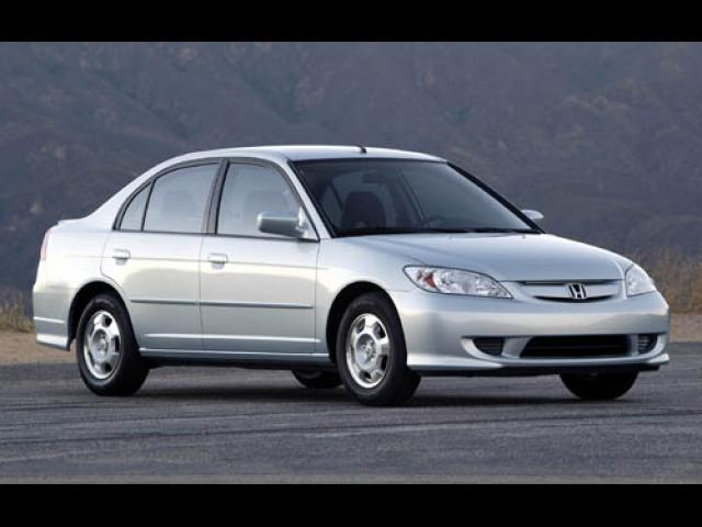 Junk 2005 Honda Civic in Walnut Creek