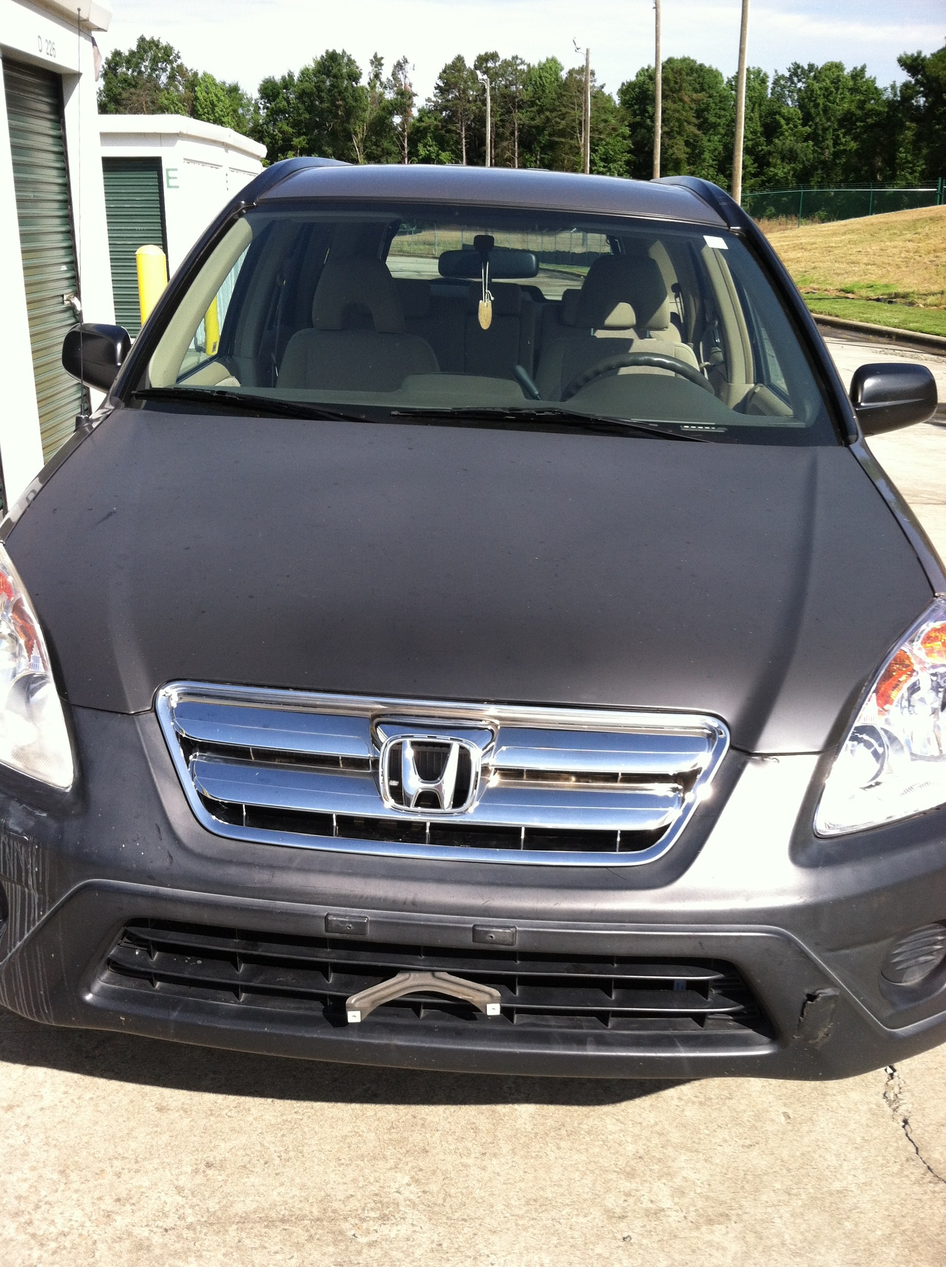 Junk 2005 Honda CR-V in Goldsboro