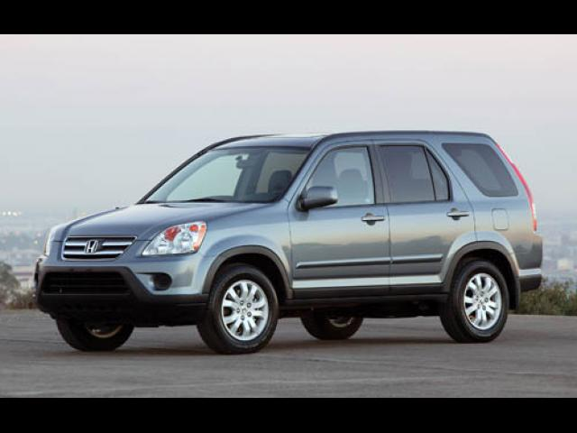 Junk 2005 Honda CR-V in Moraga