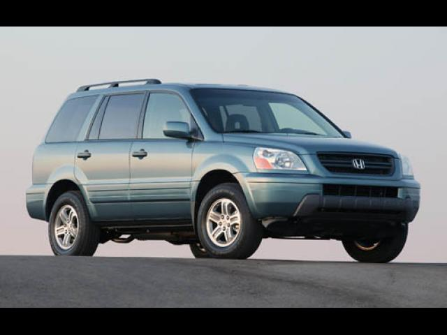 Junk 2005 Honda Pilot in Sturbridge