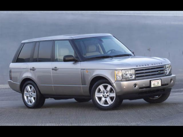 Junk 2005 Land Rover Range Rover in Federal Way