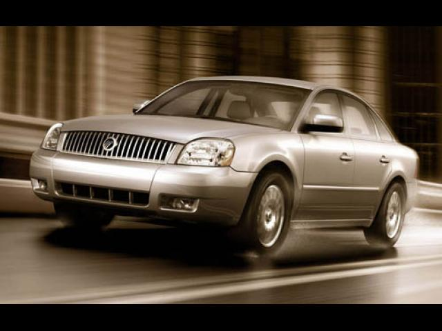 Junk 2005 Mercury Montego in Oklahoma City
