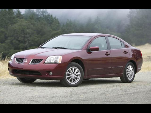 Junk 2005 Mitsubishi Galant in Wellford