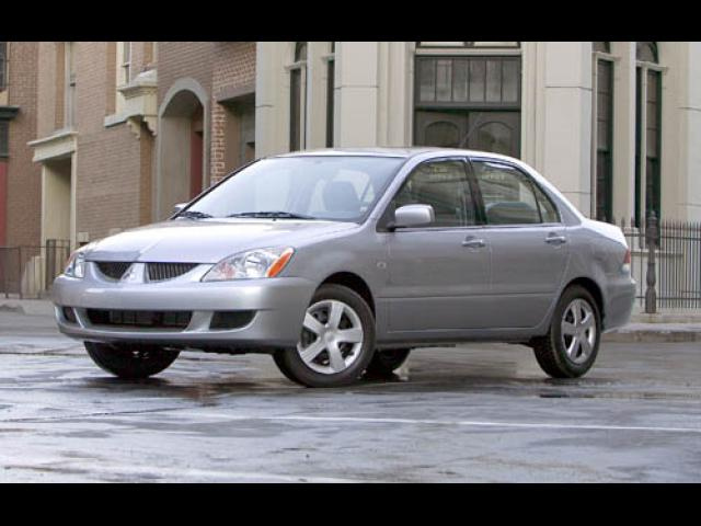 Junk 2005 Mitsubishi Lancer in San Antonio